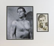Johnny Weissmuller Autograph Signed Photo - Tarzan